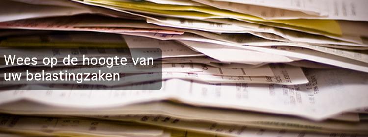 Fiscaal advies door uw boekhouder uit Utrecht